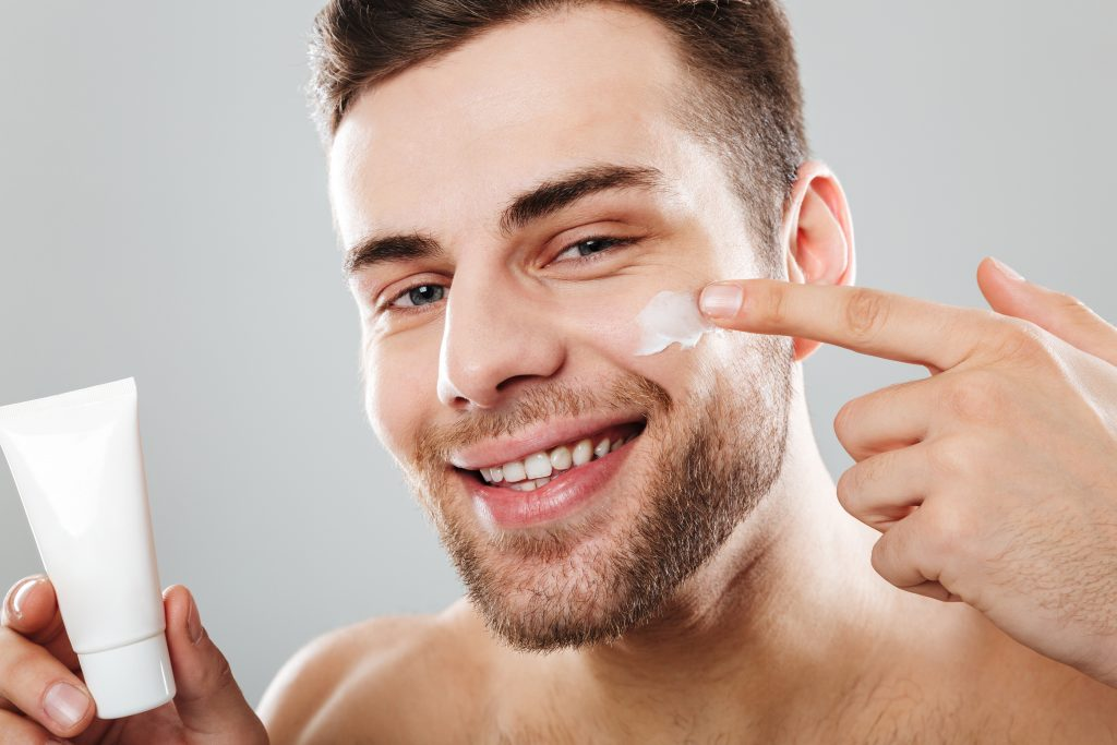 tips merawat wajah pria