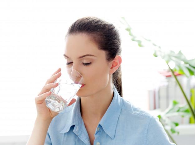 waktu minum air putih