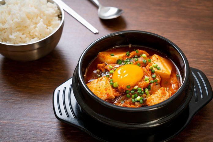 makanan korea untuk kecantikan